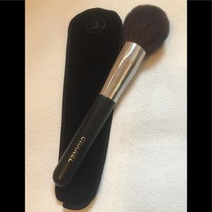 Gently used Chanel powder brush